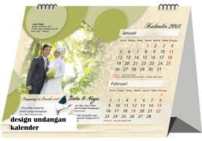 Pernikahan Kalender